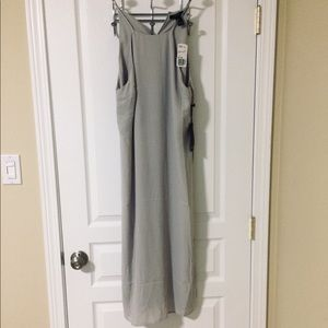 forever 21 shift dress with slits